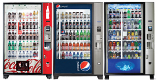 Vending Machines Boisbriand